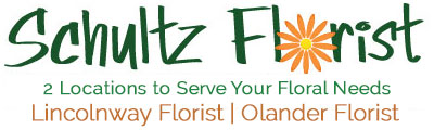 Schultz Florists in New Lenox and Harvey, Illinois