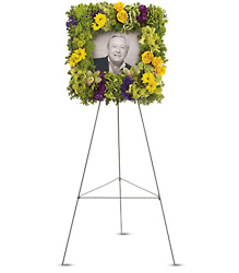 Richly Remembered from Schultz Florists, flower delivery in Chicago