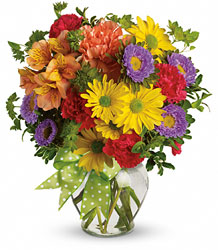 Make a Wish Bouquet from Schultz Florists, flower delivery in Chicago